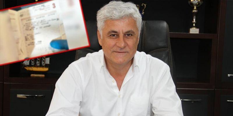 Kan donduran delil! HDP'li başkanın ajandasından bakın ne çıktı