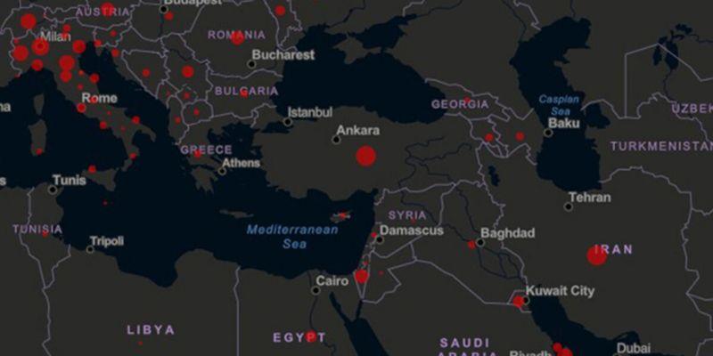 Koronavirüsün Türkiye rotası ortaya çıktı
