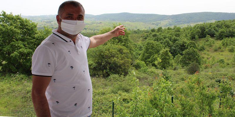 Koronavirüs döneminde iki ilçedeki arazilere yoğun ilgi var