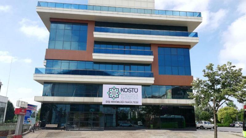 Kocaeli'de 3. üniversite! İlk Vakıf Üniversitesi kuruldu