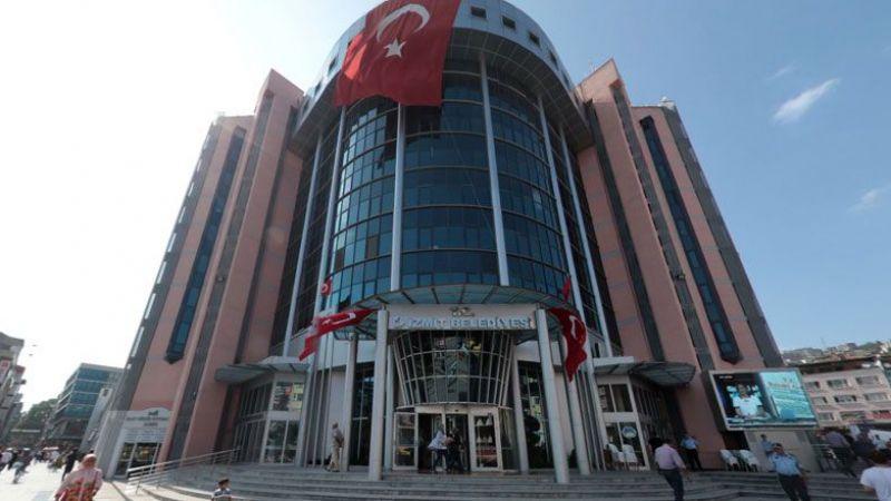 İzmit Belediyesi'ne dezenfektan tepkisi
