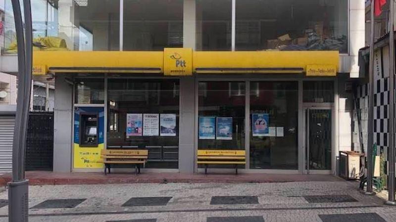PTT şubesi kapatıldı, muhtar isyan etti
