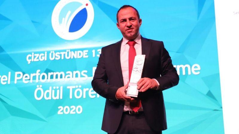 2020 Sektörel Performansta en iyisi Kocaeli Kaya Otomotiv