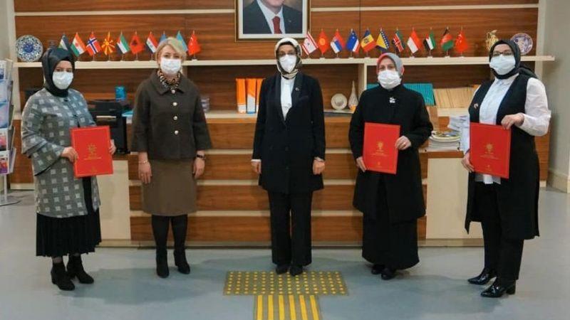 AK Kadınlar'da 3 ilçe adayı daha belirlendi