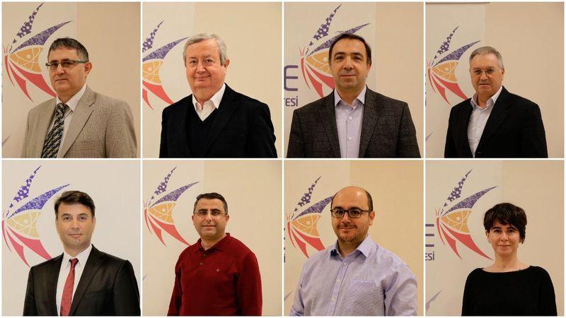 """GTÜ'den 8 öğretim üyesi """"Dünyanın En Etkili Bilim İnsanları"""" listesinde"""