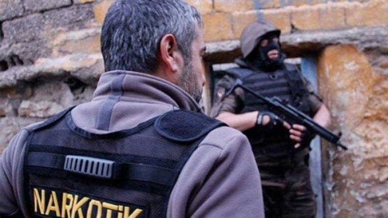 Kocaeli'de son 1 haftada 17 zehir taciri tutuklandı