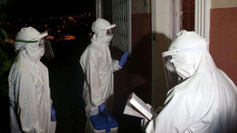 Kocaeli'de utanç verici olay! Filyasyon görevlisine saldırdılar