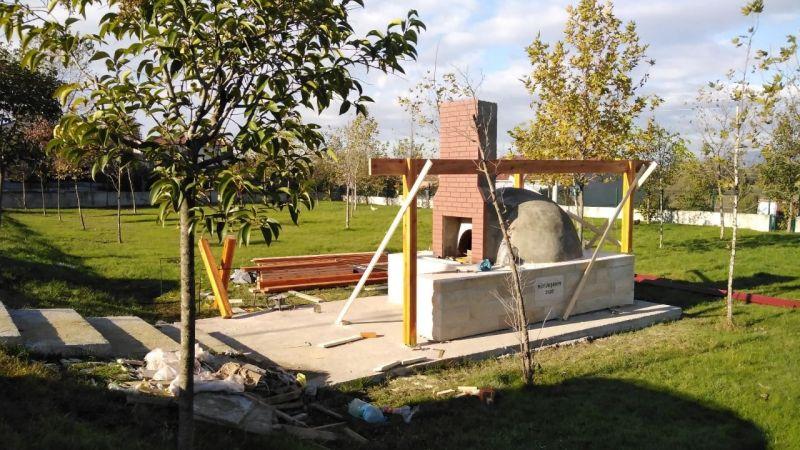 Köseköy köy fırını hizmete açıldı