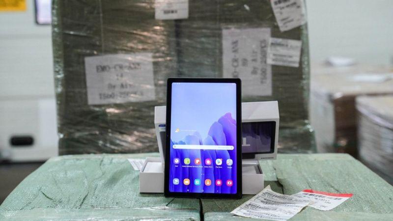 8 bin tablet Kocaeli'ye ulaştı