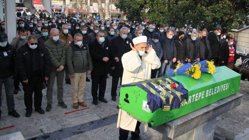 Uğur Tolun'un cenazesi İzmit'ten İzmir'e uğurlandı