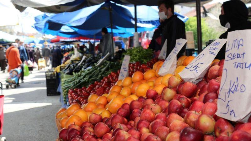İzmit'te 19 halk pazarı o tarihlerde açık olacak