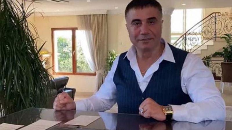 """Bakanlıktan Sedat Peker'in iddialarına yanıt: """"İftiraları yeni bir suç faaliyeti"""""""