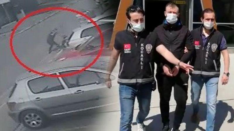 Görüntüler infial yaratmıştı! O şahıs tutuklandı