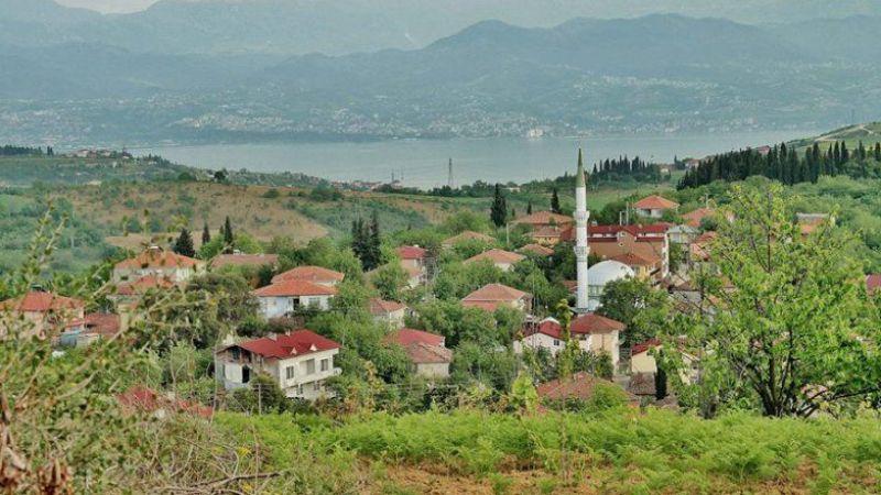 İzmit'te 48 köy kırsal alana dönüyor