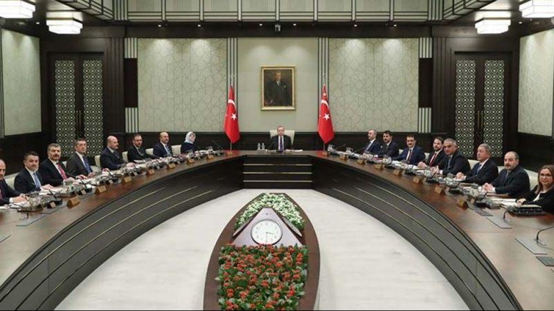 Kademeli normalleşmede gözler Kabine Toplantısı ve Cumhurbaşkanı Erdoğan'da