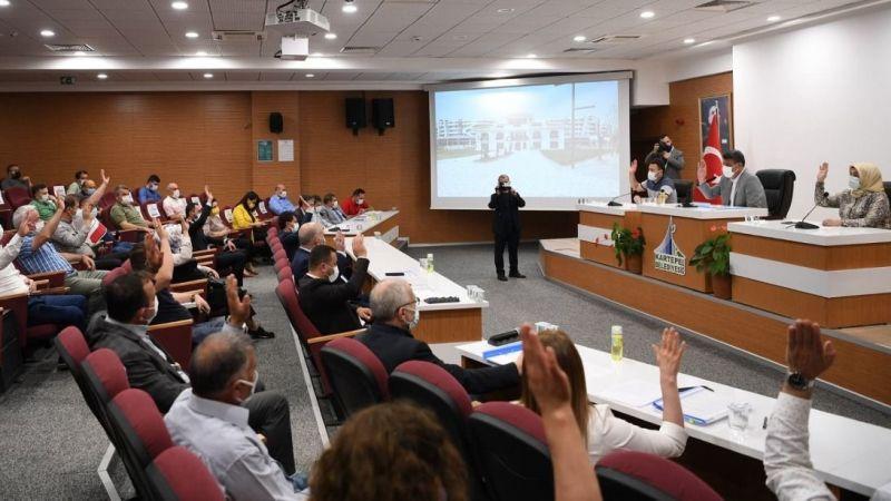 Kartepe'de meclis ikinci kez toplandı