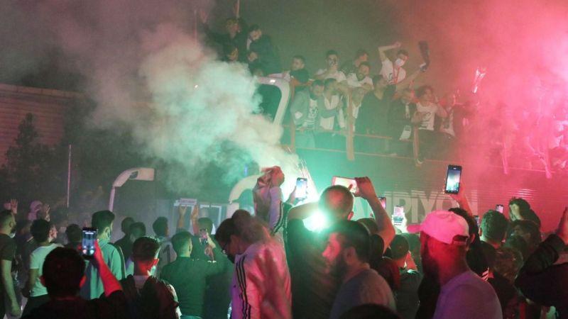 Kocaelispor'dan açıklama: Şampiyonluk kutlaması ertelendi