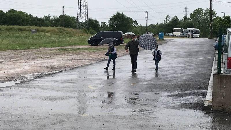 Kocaeli'de çocuklar okullarına kavuştu