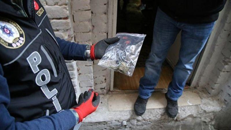 Kocaeli'nin bir aylık uyuşturucu bilançosu! 50 torbacı tutuklandı