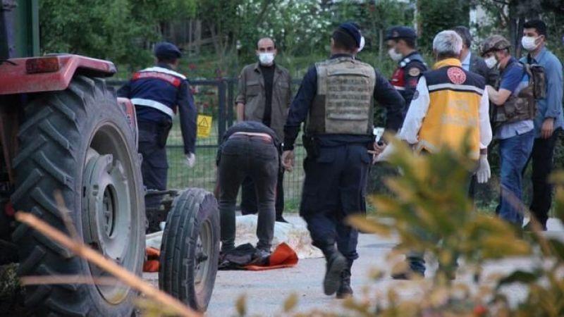Babasını öldürüp 8 kişiyi yaralayan şahıs cezaevine gönderildi