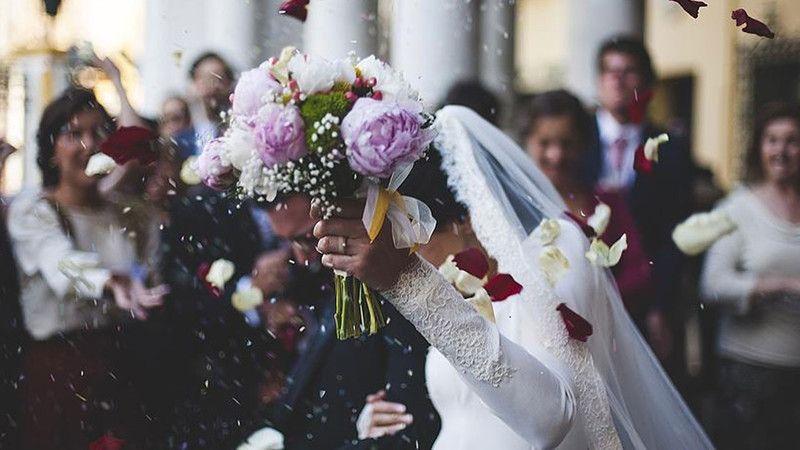 Evlilik ve düğünlerle ilgili sevindirici haber