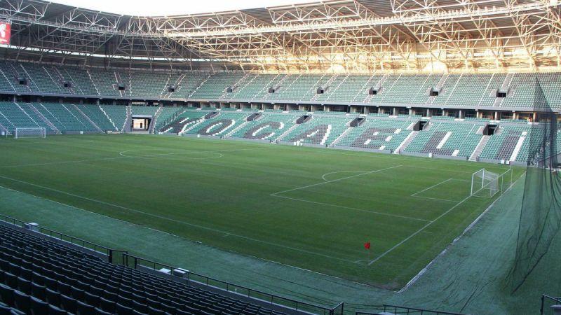 Stadyum 1.Lig'e hazır olacak