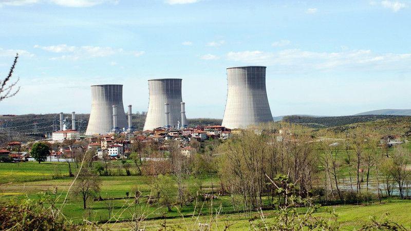 Kocaeli'deki santral tekrar elektrik üretimine başladı