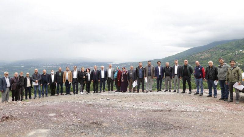 MHP, saha programlarına Kartepe'de başladı