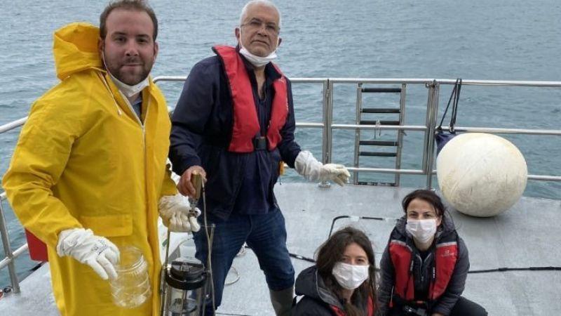 GTÜ deniz salyasına çözüm için harekete geçti