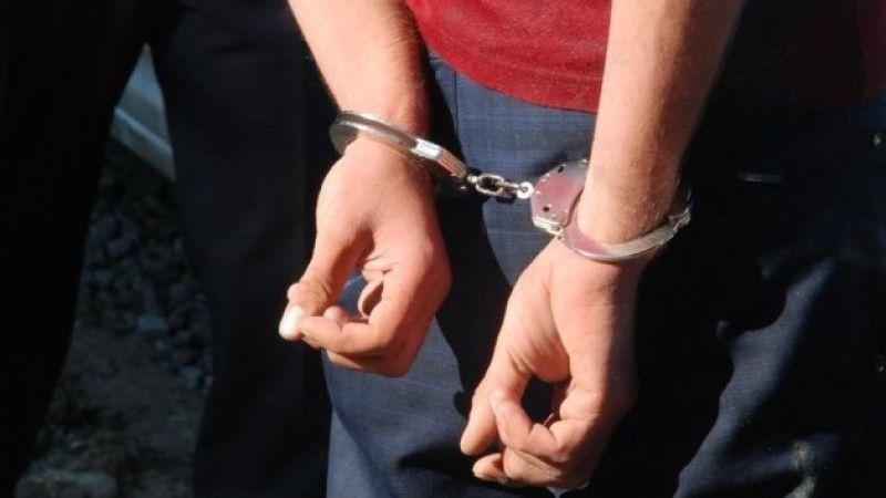 Hapis cezası ile aranan zanlı polise yakalandı