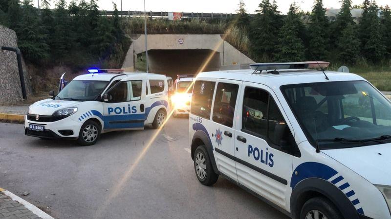 Alkol alan şahıslar polis ekiplerine saldırdı: 9 gözaltı