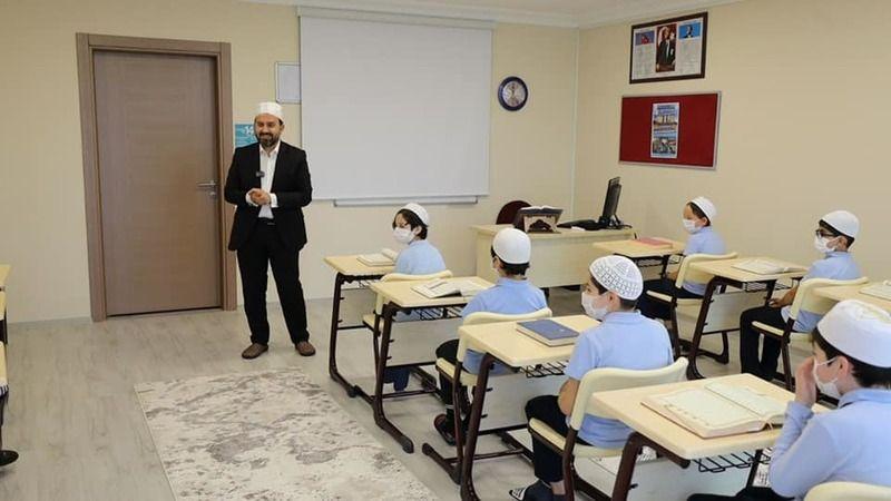Gölkent Kur'an Kursu'nda mesleki eğitimler üst seviyede