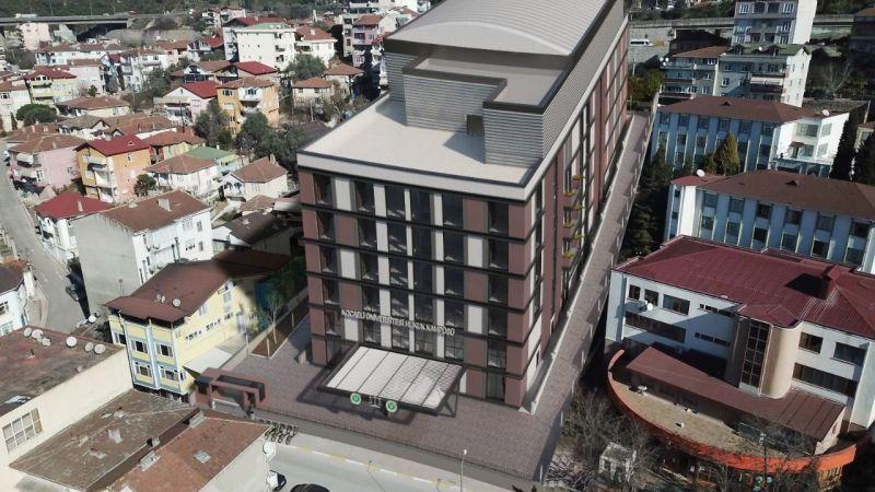 KOÜ Hukuk Fakültesi binasının ihale tarihi belli oldu
