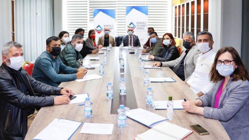 KTO'da inşaat sektörü toplantısı