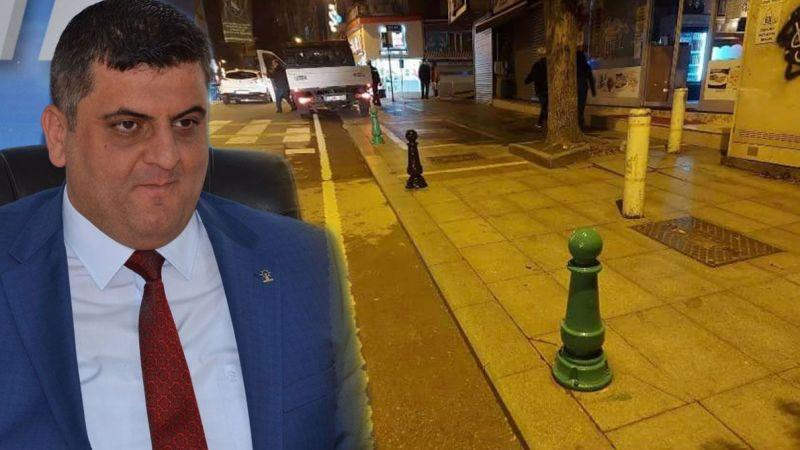 """Hasan Ayaz: """"İzmit Belediyesi korsanca iş yapıyor"""""""
