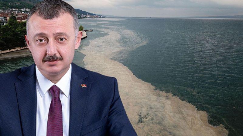"""Büyükakın: """"Marmara Denizi fosseptik çukuru gibi kullanılmış"""""""