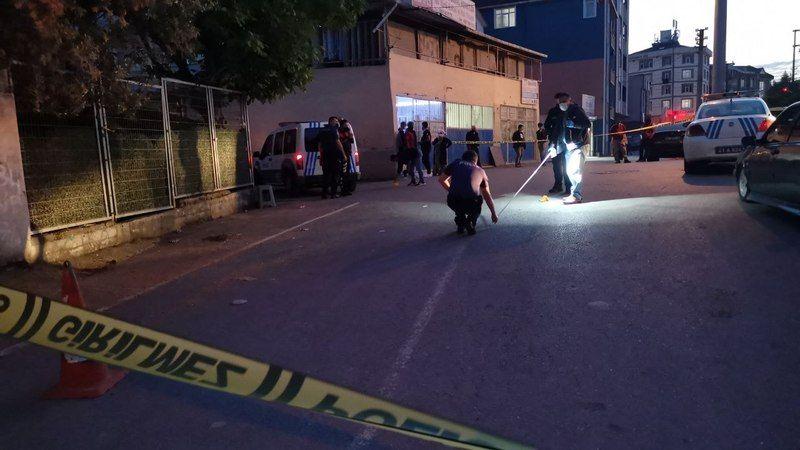 Tartıştığı iş yeri sahibini pompalı tüfekle vurdu