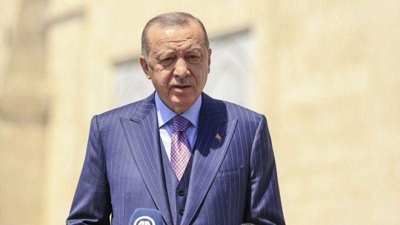 Cumhurbaşkanı Erdoğan LGS'ye girecek öğrencilere başarılar diledi