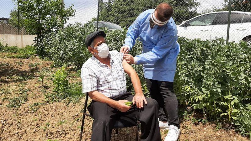 Kocaeli'de hedef günlük 30 bin aşı