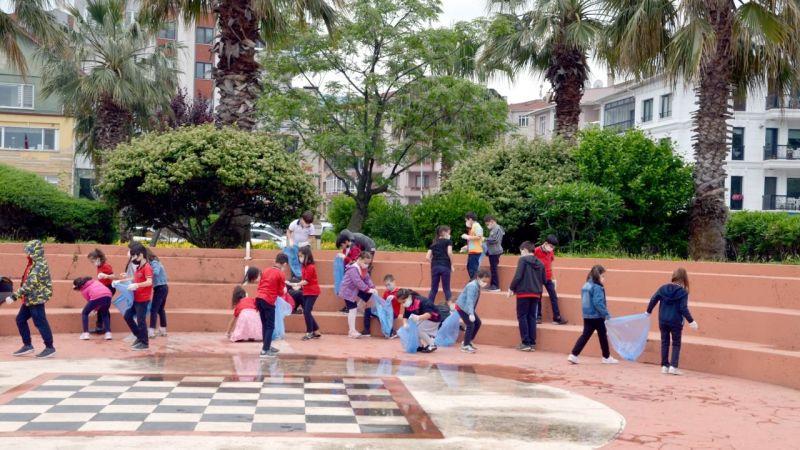 Karamürsel'de müsilajla mücadele çalışmaları