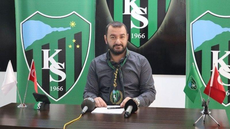 """""""Kocaelispor'un havaya atacak bir kuruş delikli parası yok"""""""