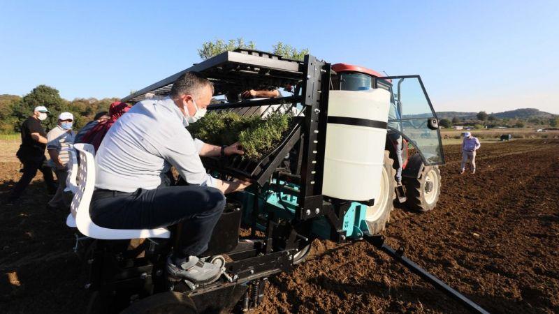 Büyükakın'dan çiftçilere müjde