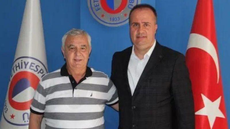 Dinçel'in yeni takımı Fethiyespor
