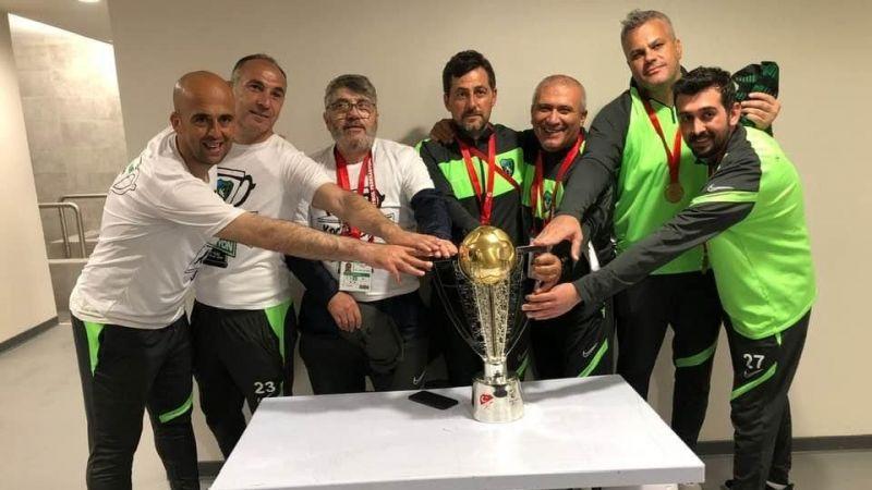 Teknik ekibin şampiyonluk primi 1 milyon TL