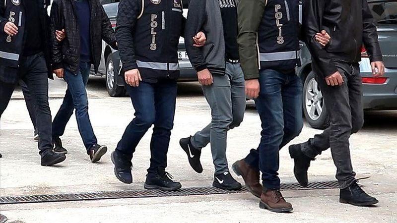 PKK'nın cezaevi yapılanmasına operasyon: Çok sayıda gözaltı