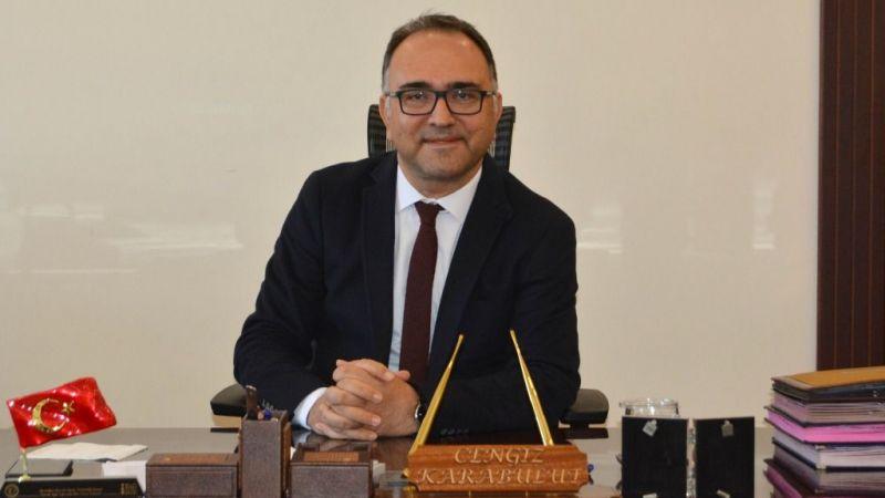 Vaka sayısı düşen Gölcük'te Kaymakam Karabulut'tan vatandaşlara teşekkür