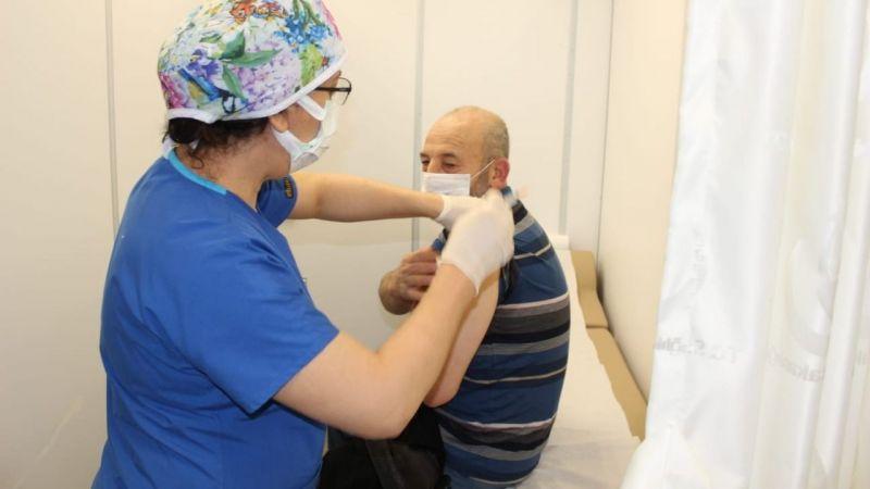 Kocaeli'de özel hastaneler ve ASM'lerde Biontech aşılamasına başlandı