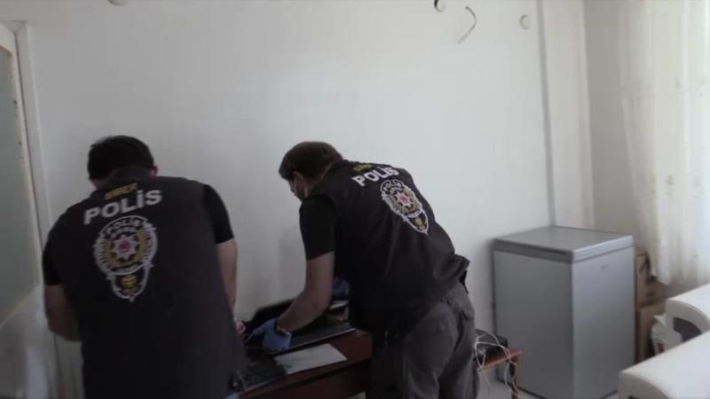 Kocaeli'de yasadışı bahis operasyonu! 1 yılda 190 milyon liralık vurgun