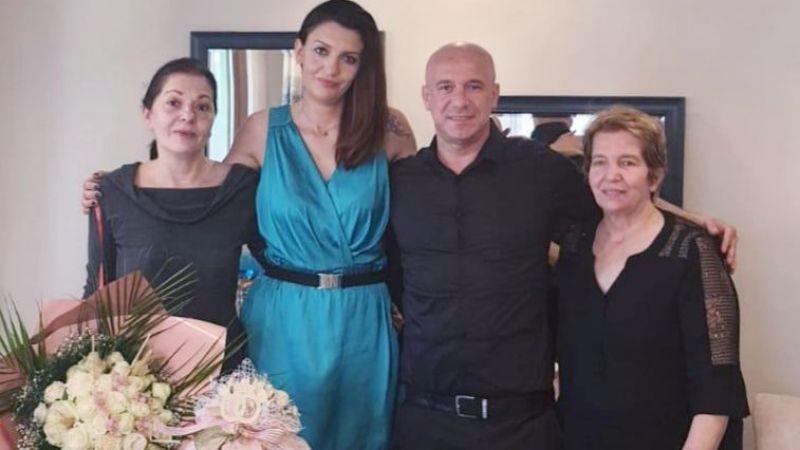 Cengiz Sarar nişanlandı