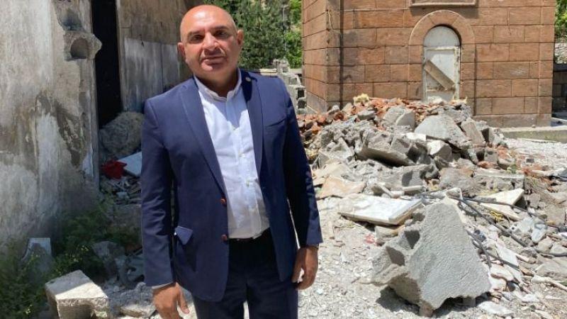 Tarhan: Atatürk'ün namaz kıldığı cami harabeye dönmüş